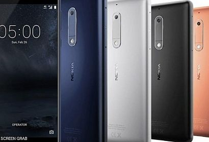 نوكيا تكشف عن هاتفيها الجديدين نوكيا 3 ونوكيا 5