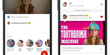 جوجل تختبر الدردشة ضمن تطبيق يوتيوب لتبادل الفيديوهات