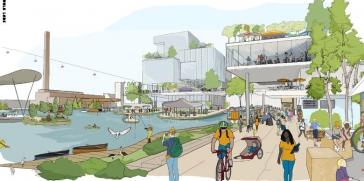 شركة جوجل تخطط لبناء حي من المستقبل في كندا