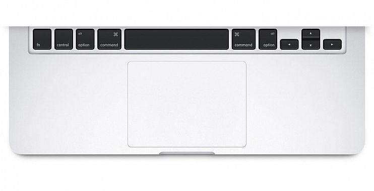 Apple تكشف عن الحاسب المحمول MacBook Pro بلوحة تحكم Force Touch