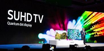 سامسونج تعلن استحواذها على شركة QD Vision والمتخصصة بتقنية Quantum Dot