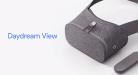 جوجل تكشف عن نظارة الواقع الافتراضي Daydream View بهيكل مصنوع من القماش