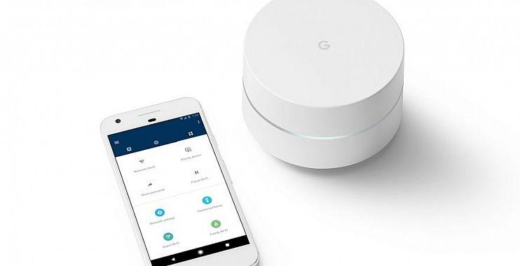 """جوجل تكشف خلال مؤتمر #MadeByGoogle عن جهاز التوجيه """"راوتر"""" اللاسلكي Google Wifi"""