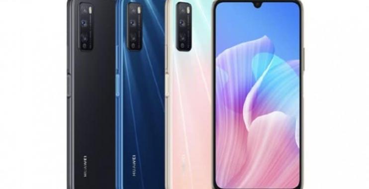 هواوي تعلن رسميًا عن هاتفها الأحدث Enjoy Z 5G