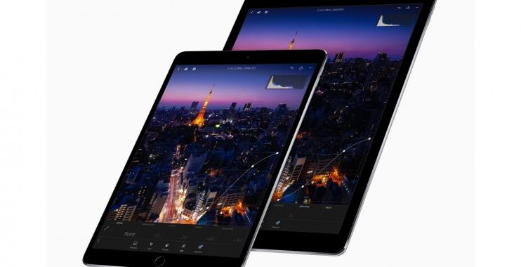 أبل تكشف عن جهاد ايباد برو الجديد بشاشة 10.5 بوصة