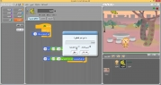برنامج سكراتش scratch لتصميم الألعاب