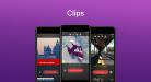 """أبل تطرح تطبيق """"كليبس"""" لإنشاء ومشاركة الفيديو"""