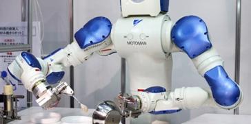 الروبوت يستأثر على ثلث الوظائف في بريطانيا في المستقبل القريب