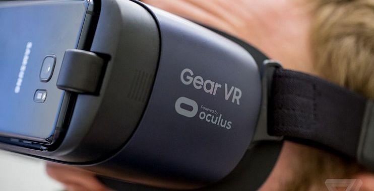 03e5da7a5 سامسونج تكشف عن الاصدار الجديد من نظارة الواقع الإفتراضي Gear VR ...