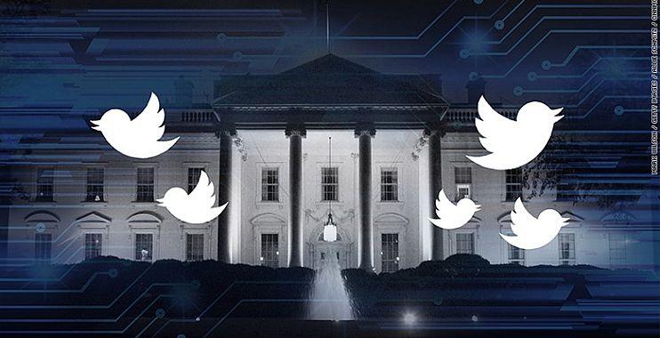 ترامب يلعب بالنار ويستخدم هاتف S3 في موقع تويتر