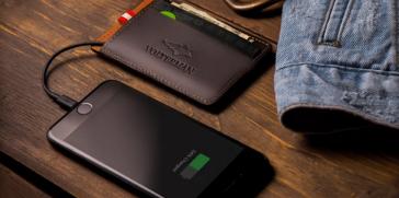 محفظة ذكية مزودة باتصال انترنت وكاميرا تصور سارقها